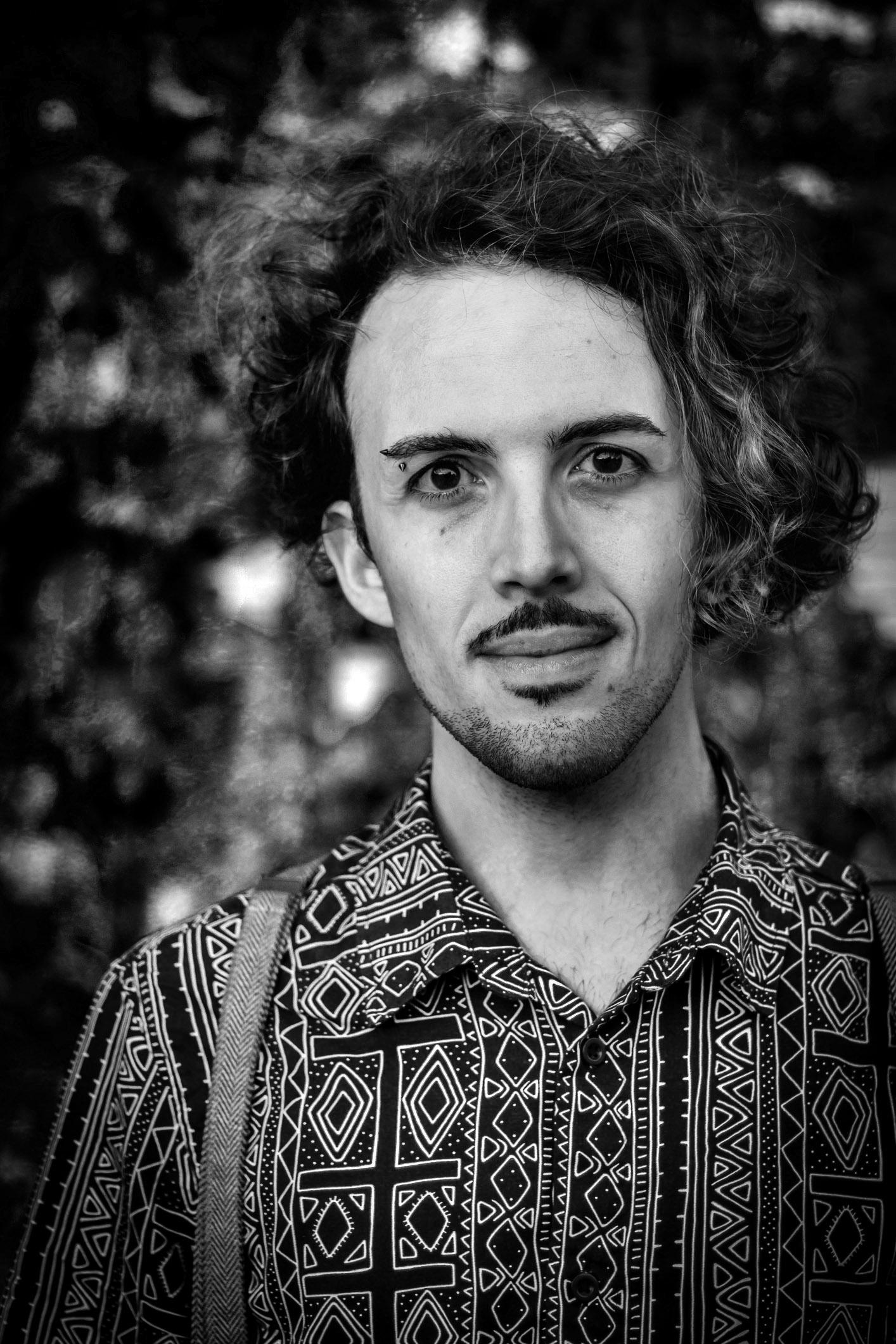 Giovanni Marco Zaccaria portrait 2017