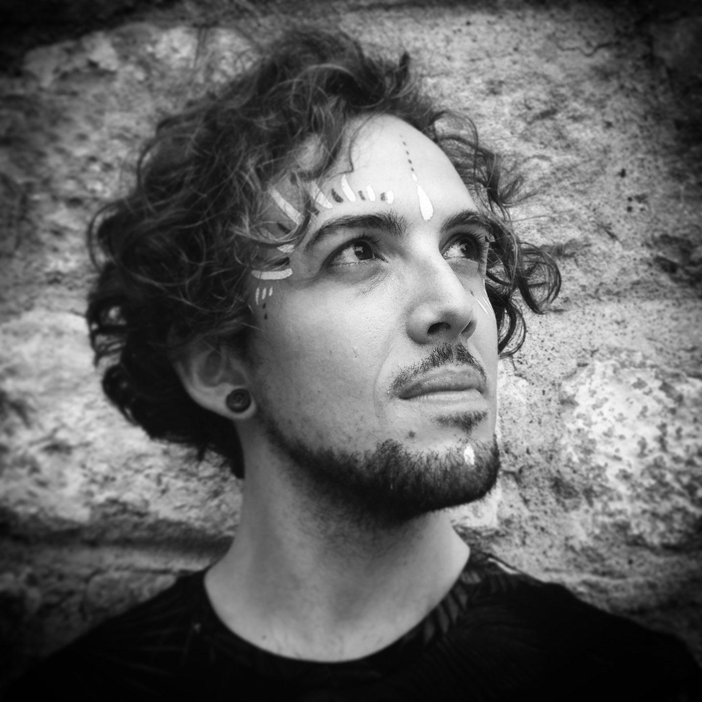 Giovanni Marco Zaccaria Portrait B&W