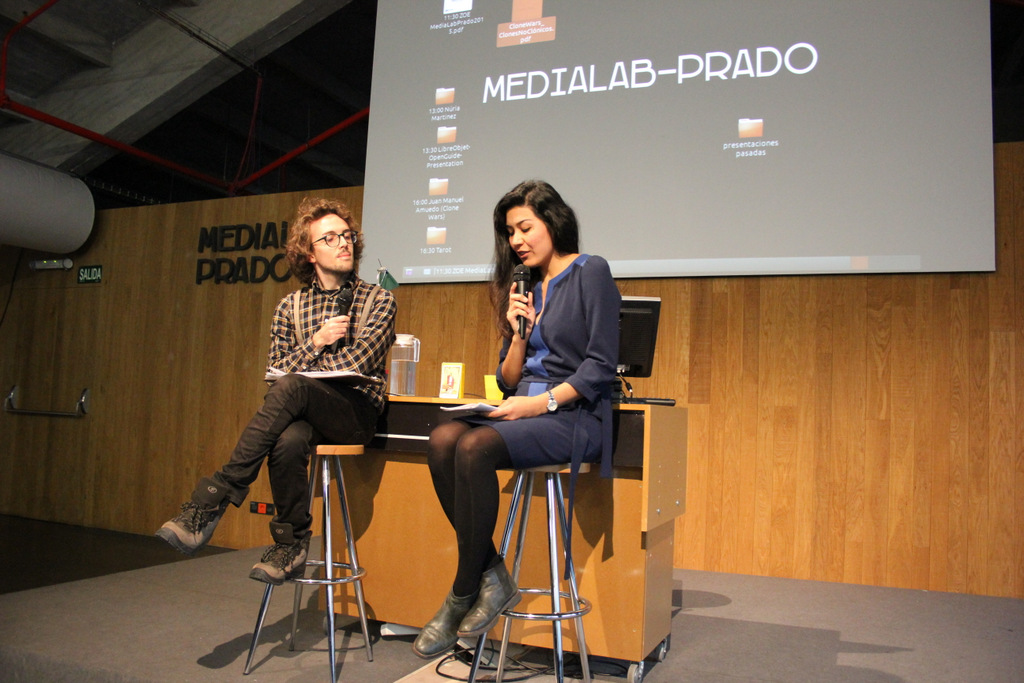 talk seminar Objetos Comunes Objects in Common