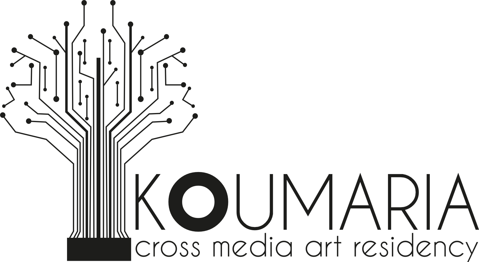 koumaria tech tree circuit logo