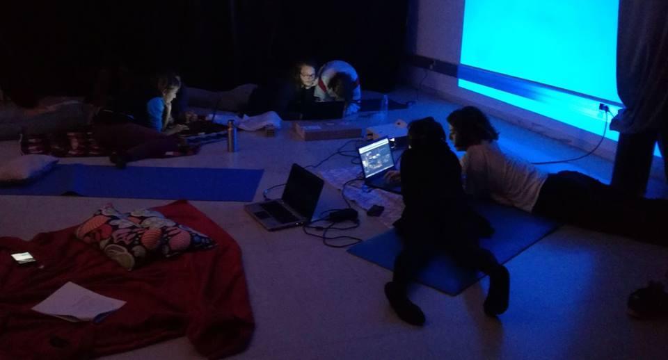 terrassa solarpunk workshop lab