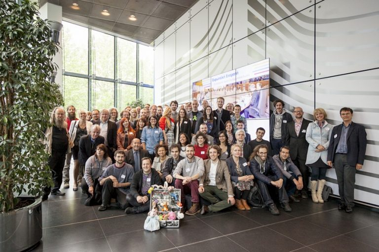 ICT & ART Connect at EU Commission